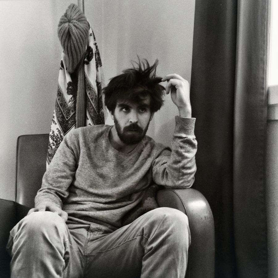 Portrait : Geoffrey Grimal