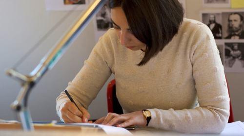 Giorgia Marras - Photo Alain François