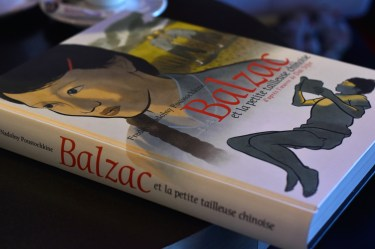 « Balzac et la petite tailleuse chinoise », par Freddy Nadolny Poustochkine