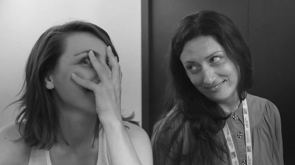 Alice Bohl et Laura Désirée Pozzi - Photographie Alain François