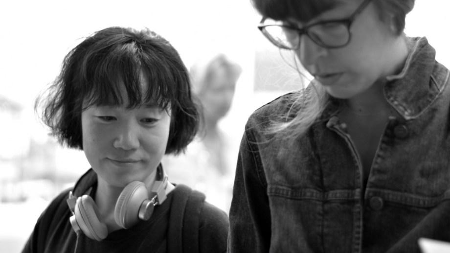 Sung-Hee Kim et Sophie Guerrive