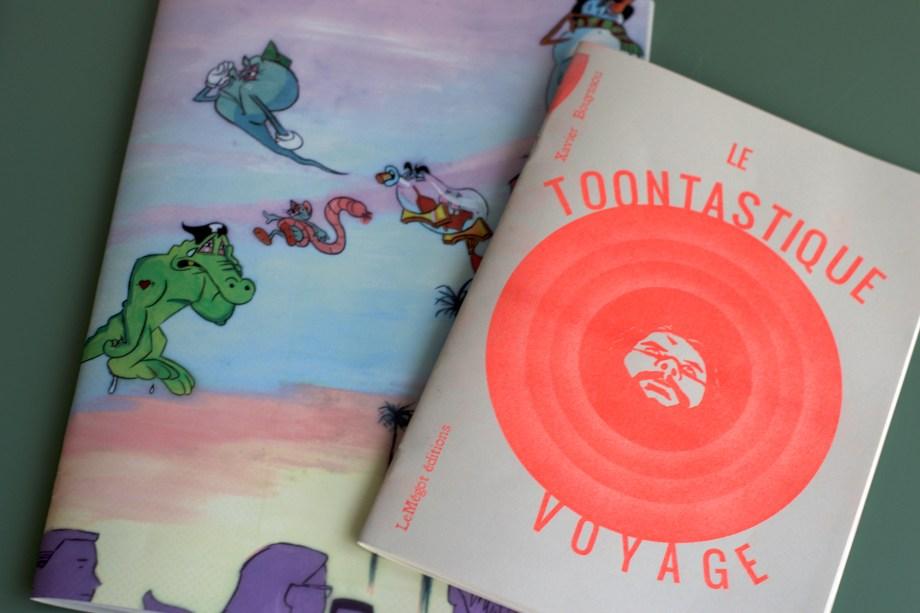 Les comics de Xavier Bouyssou