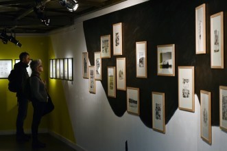 Expo Gilles Richier FIBD2018 - Photo Alain François
