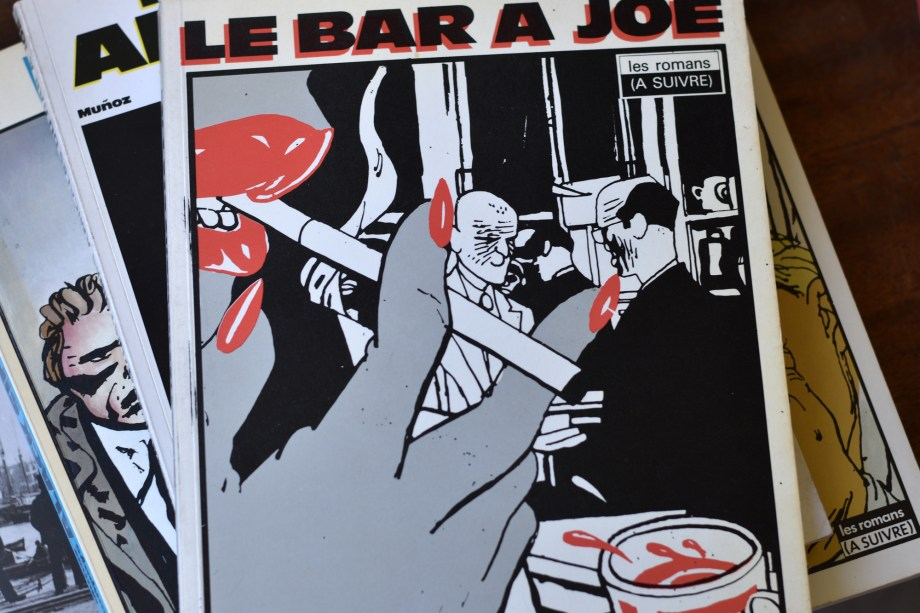 Relire : Le bar à Joe