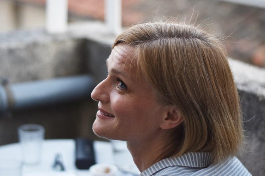 Portrait : Nina Bunjevac