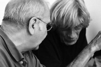 Golo et Frank - Photo Alain François 2018