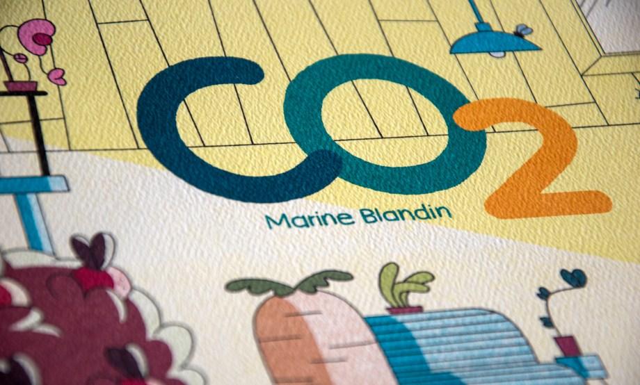 CO2, respirer avec Marine Blandin