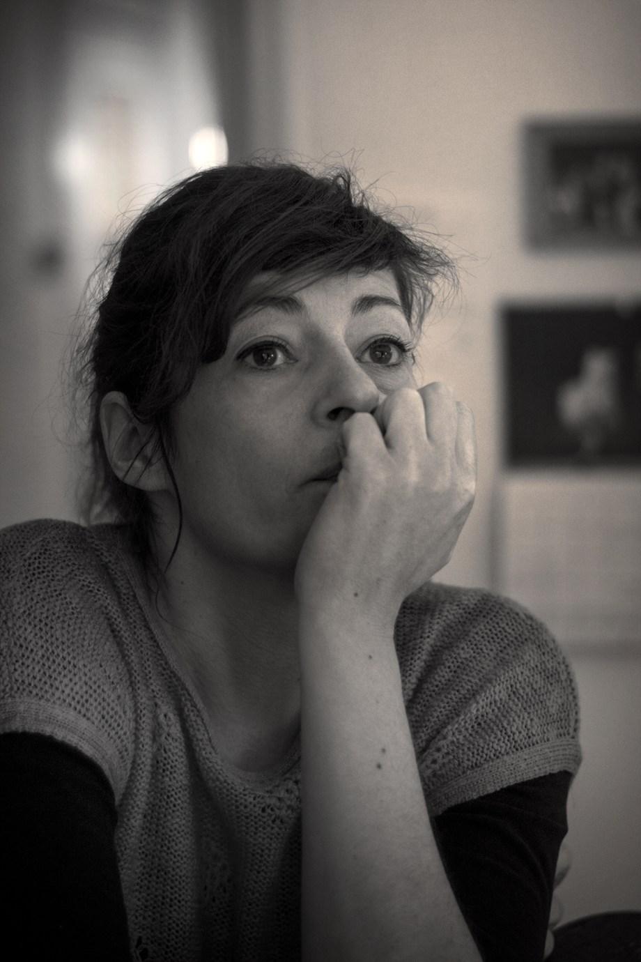 Portrait : Gaëlle Prosperi