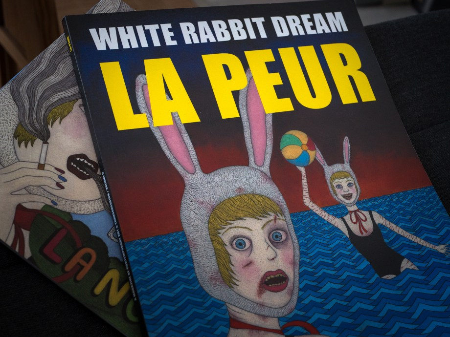 White Rabbit Dream #3 La peur