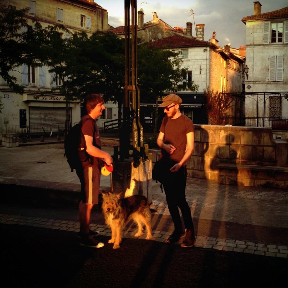 La bien triste histoire de Goya, la chienne croate, qui passa une année heureuse à Angoulême.