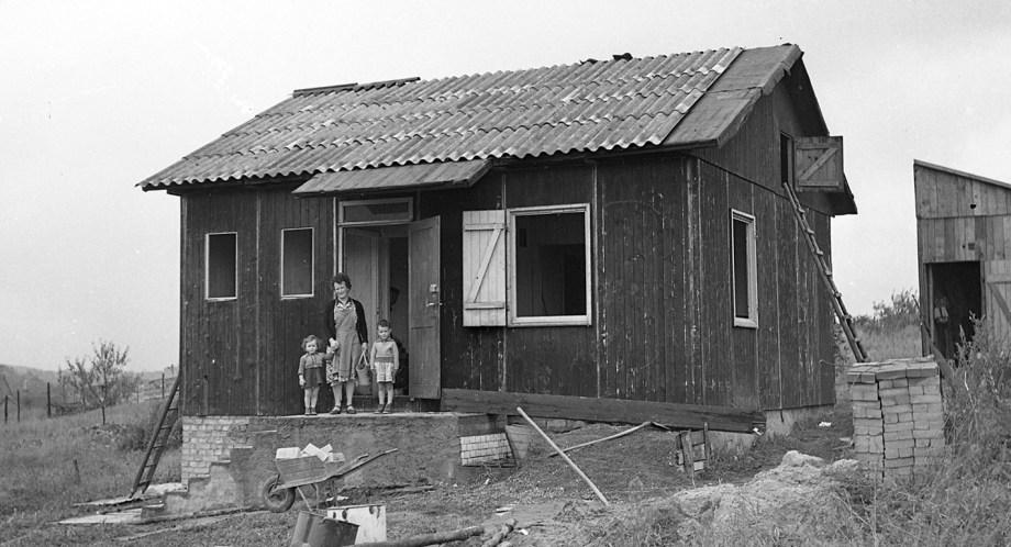 La petite maison en bois