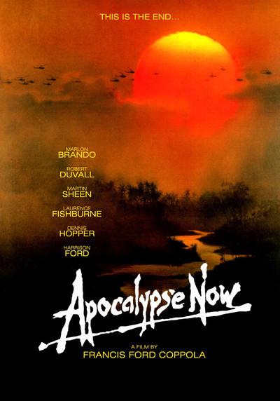 Apocalypse now - one of the best Vietnam war movies ever