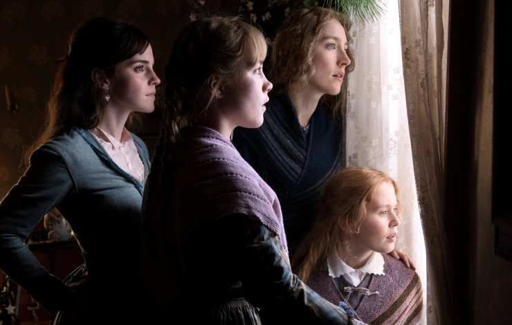 little women - Oscar nominee for best picture