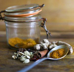 mélange d'épices curry