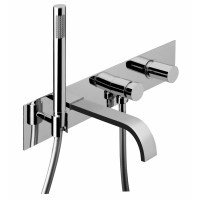 Bonomi Arco Wall Mounted Bath/Shower Mixer