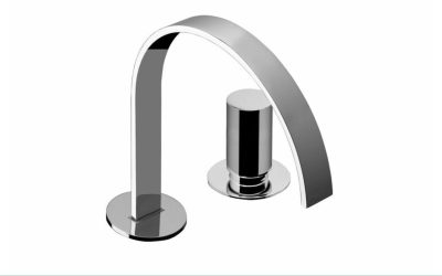 113010/F Deck Mounted Basin Mixer: Product of the Week