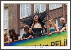 pictures from the CSD in Hamburg 2012