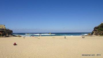 Beach near Bronte