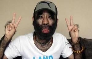 pas besoin d'épilation pour l'homme le plus poilu du monde en photo