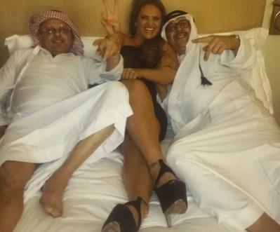 instagrameuse sponsorette à Dubaï