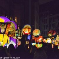 Carnaval de Bâle - le Morgenstreich ou la procession des lanternes