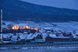 Dieffenthal près de Dambach-la-Ville: église du XIIe siècle