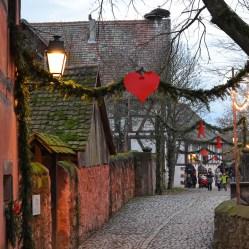 Ecomusée d'Alsace au temps de Noël