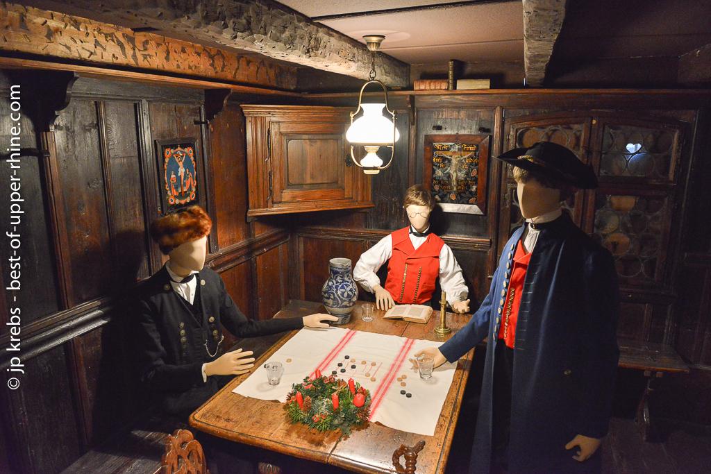 Musée Alsacien à Strasbourg