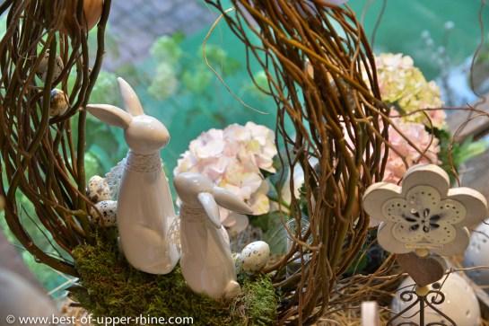 Cette année, Pâques est plus tard en Avril, le 19 avril 2014