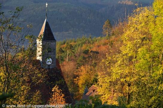 Eglise de La Vancelle