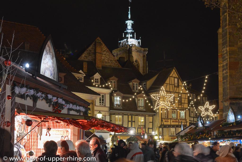 Les plus beaux marchés de Noël en Alsace, Allemagne et Suisse proches