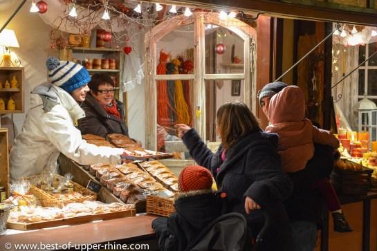 Marché de Noël de Colmar. Une fête pour petits et grands.
