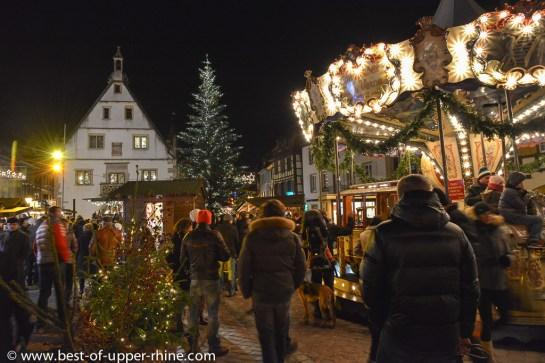 Au marché de Noël d'Obernai