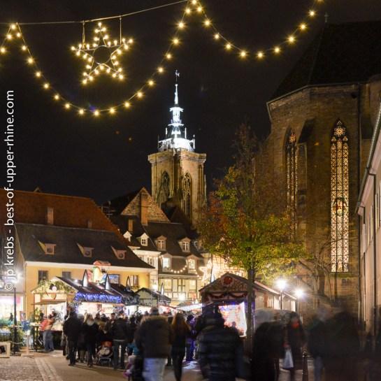 Les 5 marchés de Noël à Colmar vous attendent dès la fin novembre et jusqu'à fin décembre…