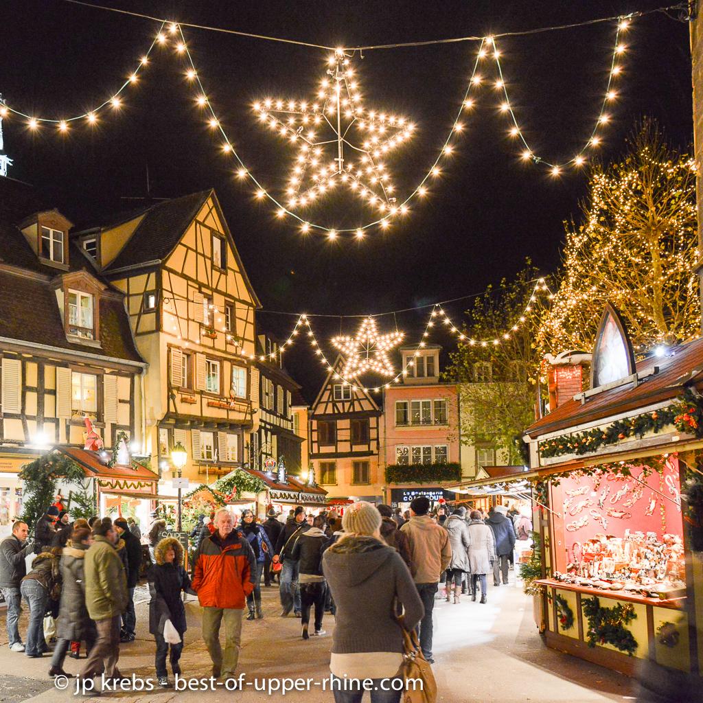 Au marché de Noël de Colmar