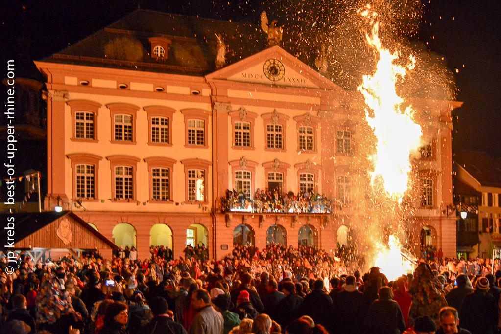 Carnaval dans la vallée du Rhin supérieur - programme 2019