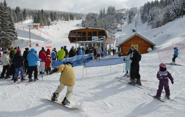 Station de ski du lac Blanc