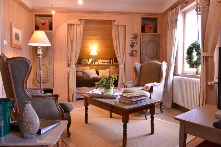 Gîte luxe du Randonneur à La Vancelle, Alsace