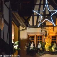 Votre table de Noël et Nouvel An au pays de Riquewihr & Ribeauvillé