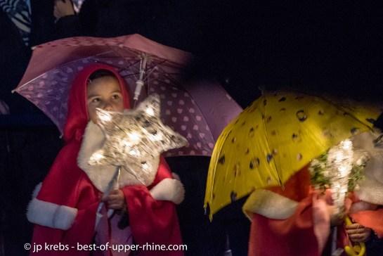 Les petits lutins de Colmar vont procéder à l'allumage des illuminations de Noël…