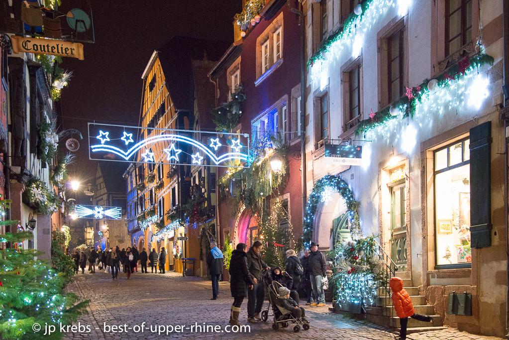 Noël 2015 au Pays de Ribeauvillé et Riquewihr