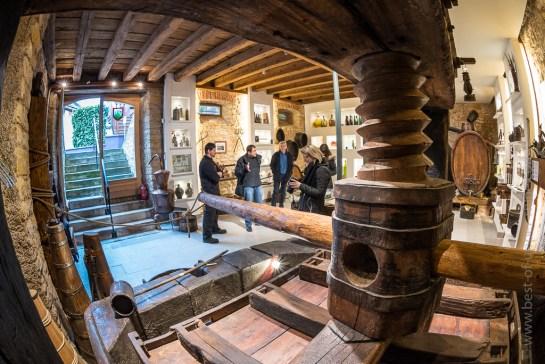 Au musée des vignerons de Mittelbergheim