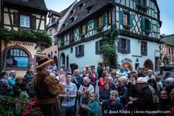 Daniel Ehret raconte Riquewihr au temps de la Renaissance…