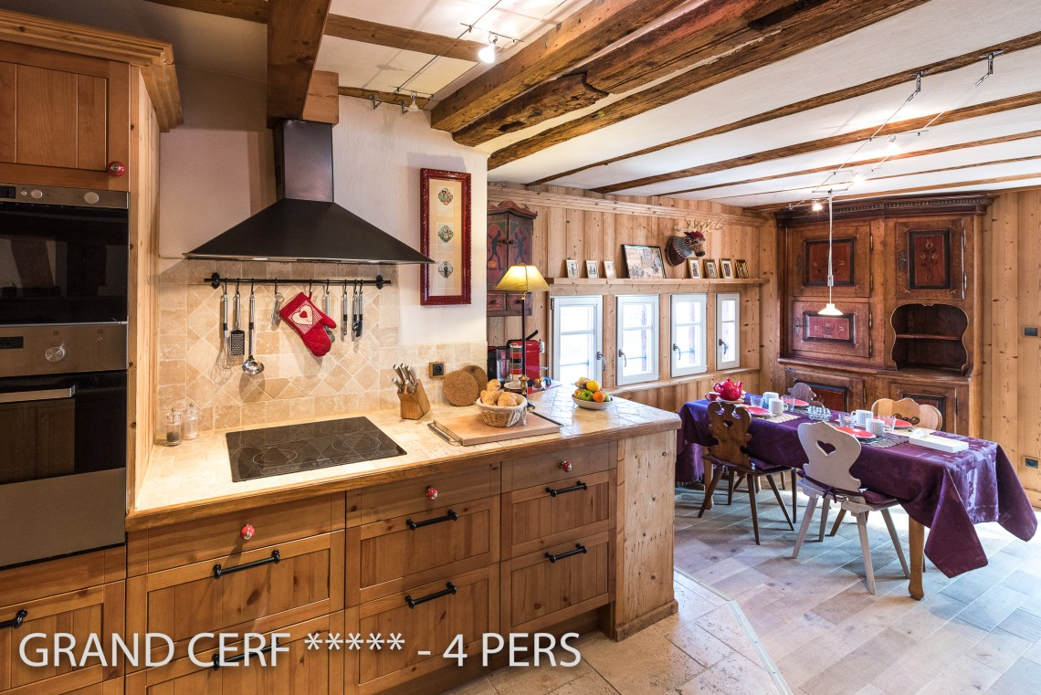Grand Cerf - appartement 5 étoiles