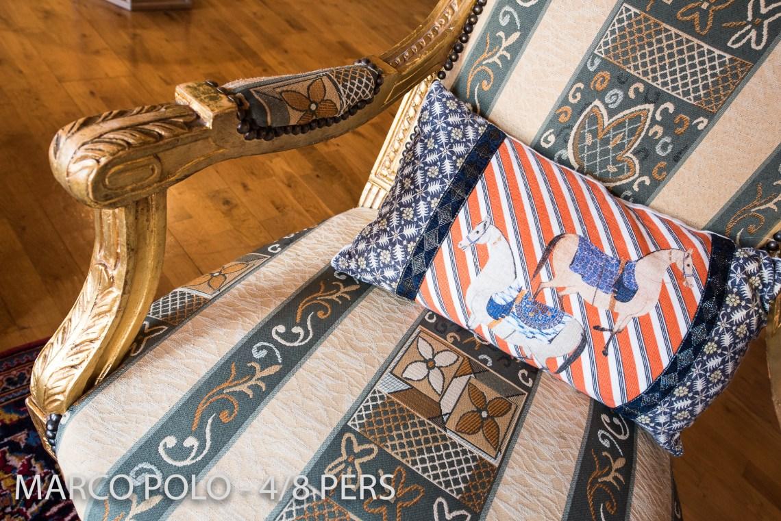 Le Marco Polo à riquewihr - appartement 5 étoiles déco