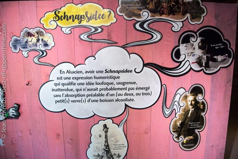 Schnapsidee, idée loufoque