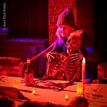 Fantômes et sorcières font banquet au château du Haut-Koenigsbourg
