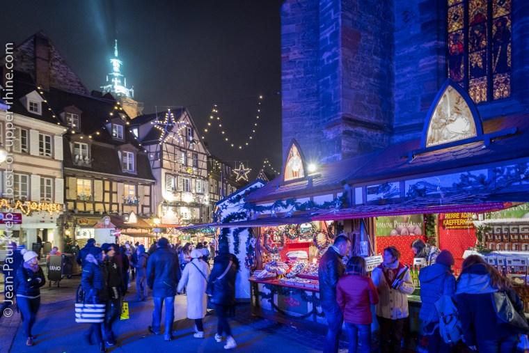Inauguration du Marché de Noël de Colmar