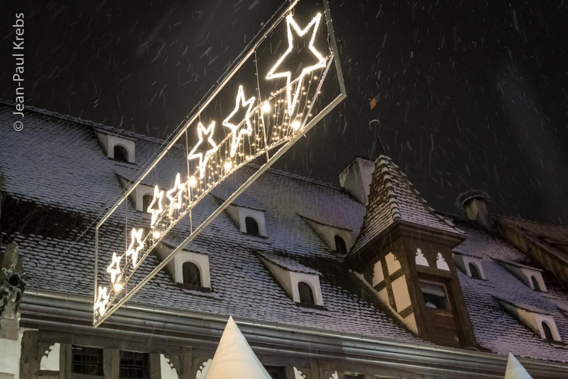 Le marché de Noël d'Obernai