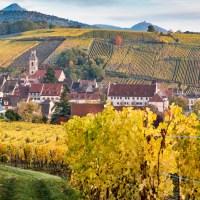 L'automne en Alsace, un été indien flamboyant!